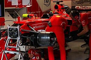F1 Top List GALERÍA: las innovaciones técnicas de los equipos de F1 en Spa