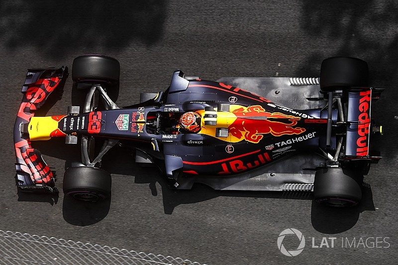 Bilan technique - Les évolutions de la Red Bull RB13