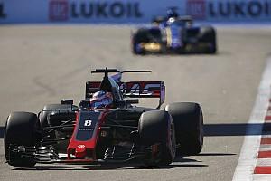 Формула 1 Комментарий Грожан предсказал себе предельно сложную гонку