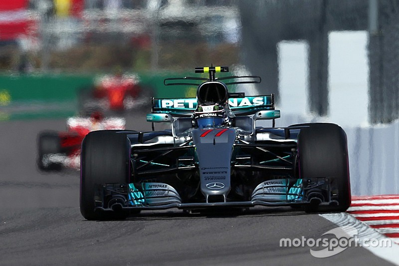 Analysis: How Bottas had to step up to claim maiden F1 win