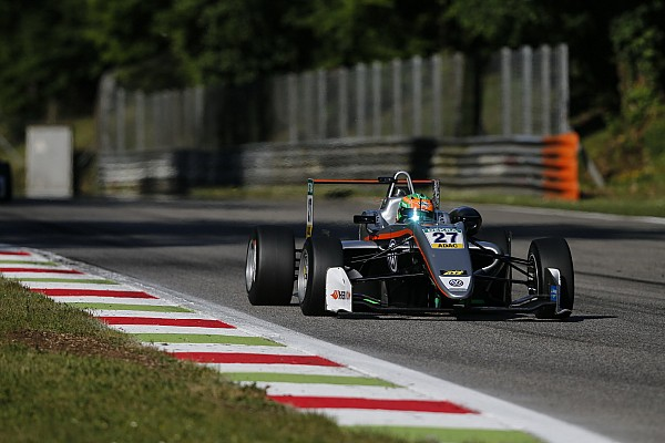 Євро Ф3 у Монці: Шумахер у топ-10 на старті першої гонки