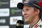 Rallycross-WM Mattias Ekström: 2018 volle Konzentration auf Rallycross-WM