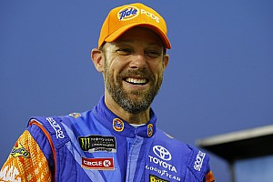 NASCAR Cup Preview Matt Kenseth shows off his comedic skills in Talladega press conference