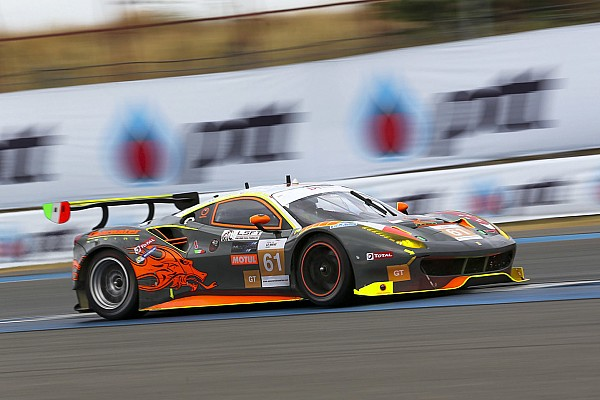 Asian Le Mans 2016 Asian LMS champion steps up to FIA WEC
