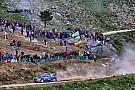WRC Tanak sale líder del caos del Rally de Portugal con Sordo segundo