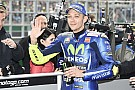 Rossi hospitalised after motocross incident