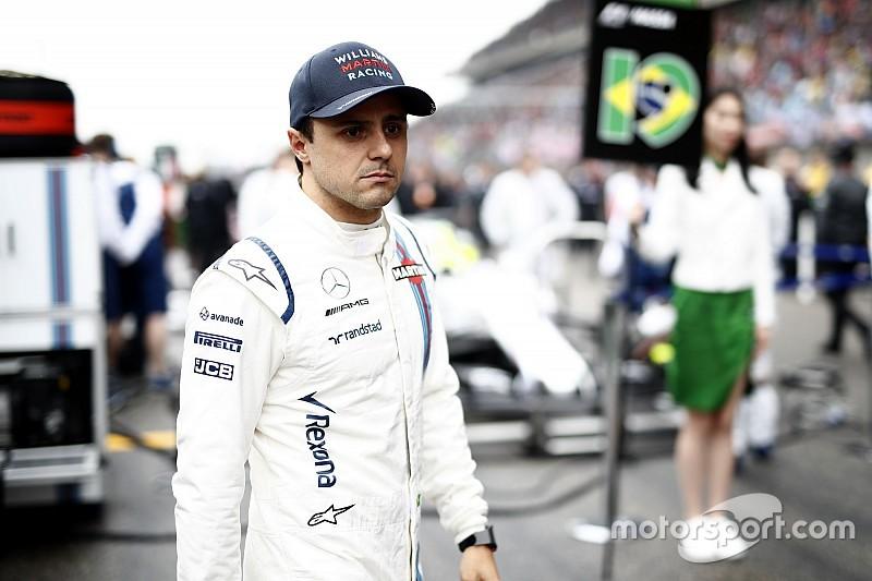 La columna de Massa: complicado con los neumáticos en China