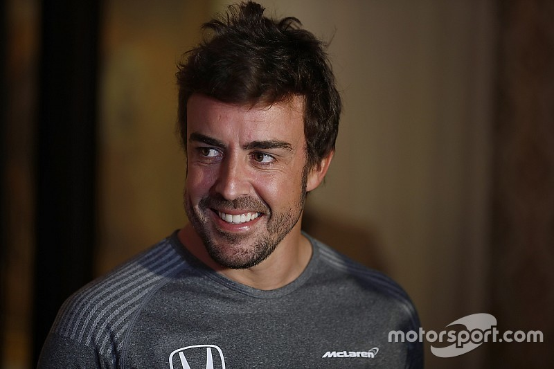 Alonso tem data de estreia em carro da Indy definida