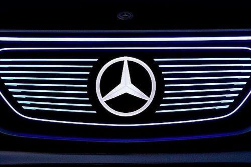 Mercedes passera au tout électrique dès 2030