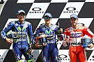 La grille de départ du Grand Prix d'Italie de MotoGP