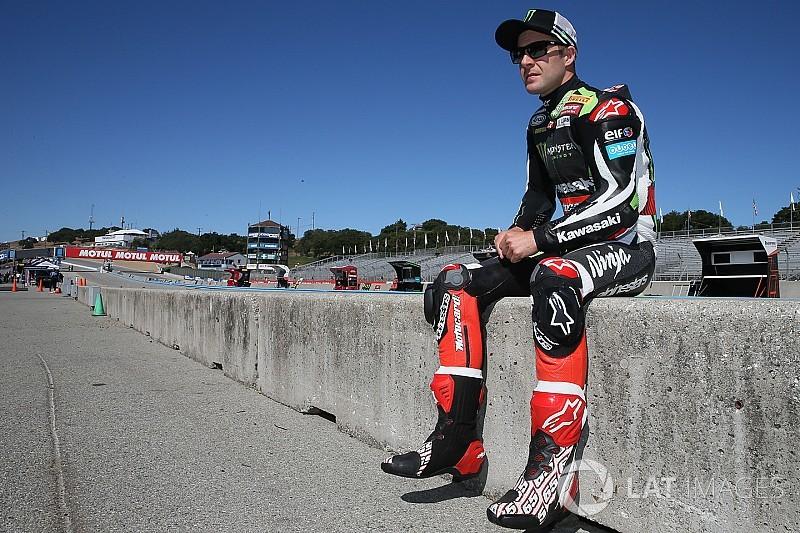 Rea: Saya terlalu tua hijrah ke MotoGP