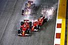 Відео: відтворення аварії на Гран Прі Сінгапуру