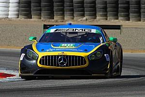 PWC Race report VIR PWC: Skeen/Heckert deliver GT SprintX win for Lone Star