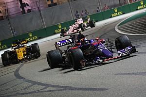 Fórmula 1 Noticias Sainz confía en la evolución de Renault