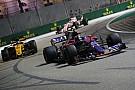 F1 Sainz confía en la evolución de Renault