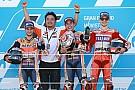 MotoGP GALERIA: Márquez destrói concorrência; O domingo em Aragón