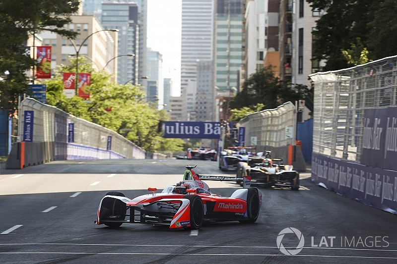 Formula E, Montreal'in takvimdeki yerini doldurmayacak