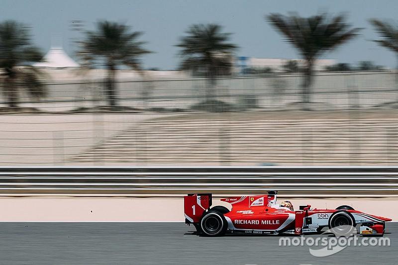 Результаты тестов Ф2 в Бахрейне скорректировали