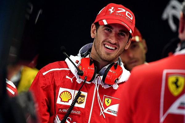 Ferrari busca colocar a Giovinazzi y a Leclerc en Sauber