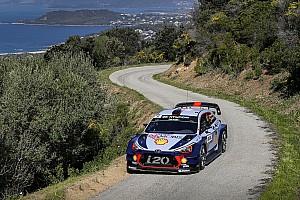 WRC Yarış ayak raporu Korsika WRC: Ogier sorun yaşadı, Neuville farkı açıyor
