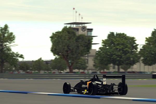 Videogames Livefeed Live sim racing: SRVN F2000 op Zandvoort