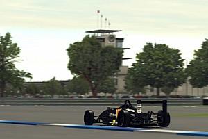 Videogames Special feature Live sim racing: Tweede raceweekend F2000 op Croft