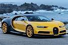 Autó Belső kamerás videón, ahogy a Bugatti Chiron 0-ról 325 km/órára gyorsul