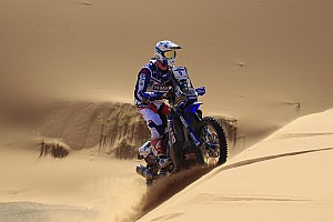 Cross-Country Rally Stage report Merzouga Rally: De Soultrait extends lead with stage win