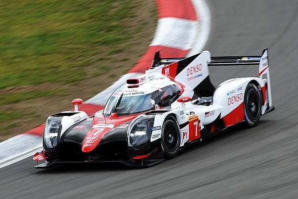 WEC Qualifying report WEC Nurburgring: Kalahkan Porsche, Toyota rebut pole