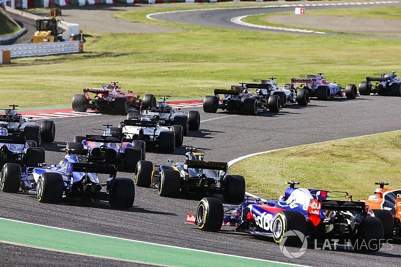 Todt, Formula 1 için