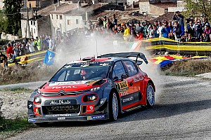 WRC Leg report Catalunya WRC: Meeke wins, Ogier edges closer to title