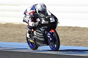 Moto3 Noticias de última hora Romano Fenati enseña los colmillos en Moto3