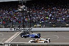 IndyCar 琢磨×カストロネベス、手汗握ったインディ500