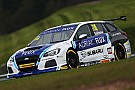 BTCC Oulton Park BTCC: Sutton takes Subaru's first win of 2017