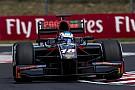 FIA F2 F2 Hungaroring: Rowland wint spektakelstuk, De Vries pakt podium