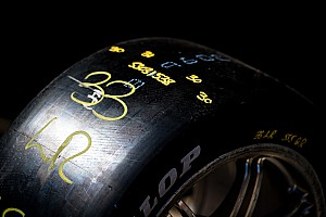 Supercars Breaking news Debris blamed for Supercars tyre failures