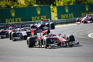 FIA F2 Репортаж з гонки Ф2 на Хунгароринзі: Мацусіта переміг у спринті