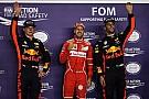 Ricciardo: Verstappen, Vettel'den daha zorlu bir takım arkadaşı