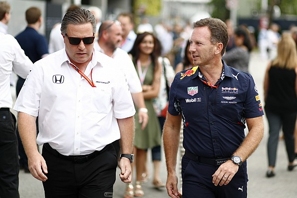 Formula 1 Breaking news McLaren open to compromise on special payment