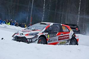 Gronholm resmi pensiun dari WRC