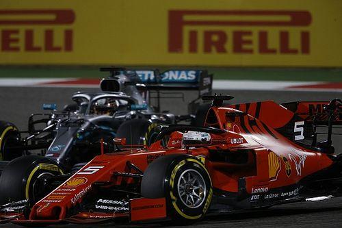 Моторы Ф1 сравнили по мощности. У Mercedes и Ferrari оказалось по 990 л.с.