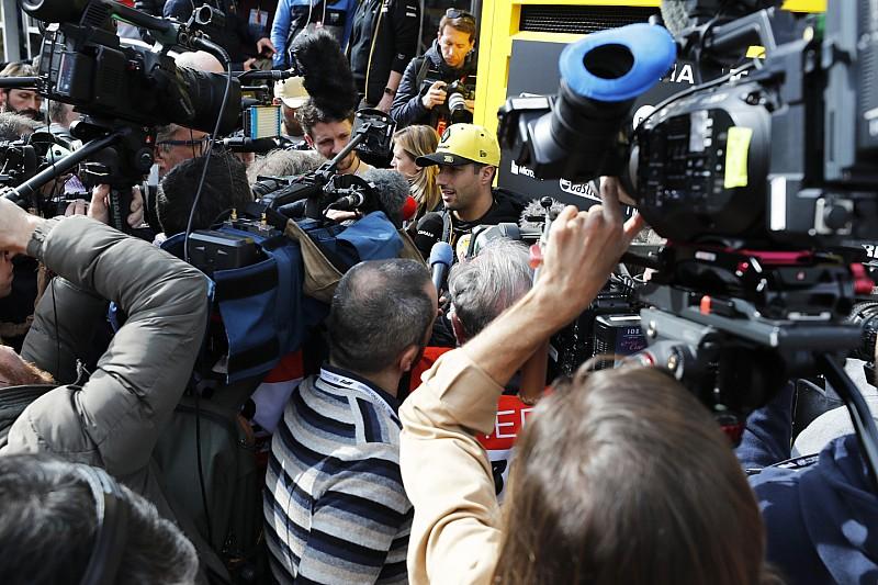 Ricciardo: Eğer şampiyonluk için yarışsaydık Red Bull, Verstappen'i destekleyecekti