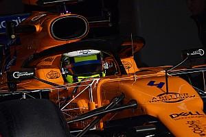 Paura McLaren: tre esponenti del team feriti per un incendio nel box durante il filming day