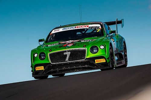 Bentley ends factory IGTC programme