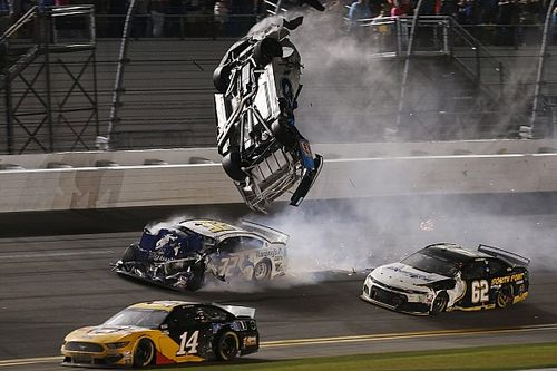 """No memory"" of Daytona wreck leaves Ryan Newman with no fear"