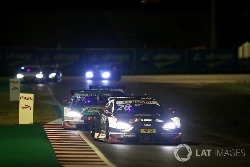 DTM Misano: İkinci yarışta pole Duval'in