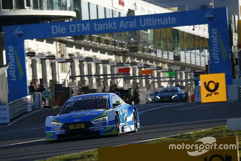 Audi dankt DTM-Piloten für Geduld: