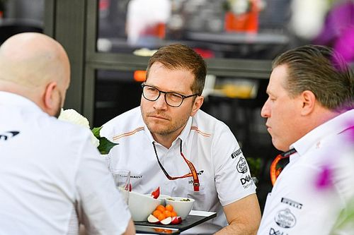 """McLaren: """"Racing Point'i protesto etmek için bir gerekçe yok"""""""
