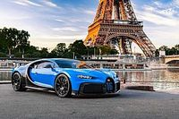 Производитель самых быстрых электрокаров в мире покупает Bugatti