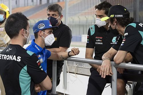Riders keen on a MotoGP version of Drive to Survive